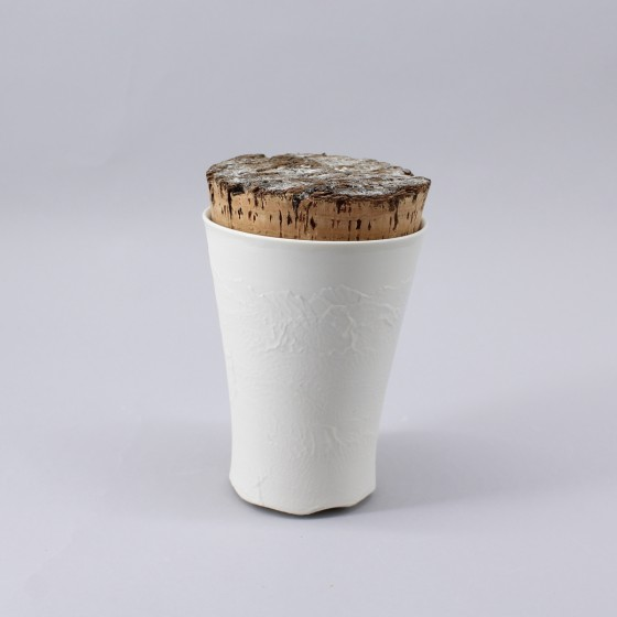 Mug &box porcelain