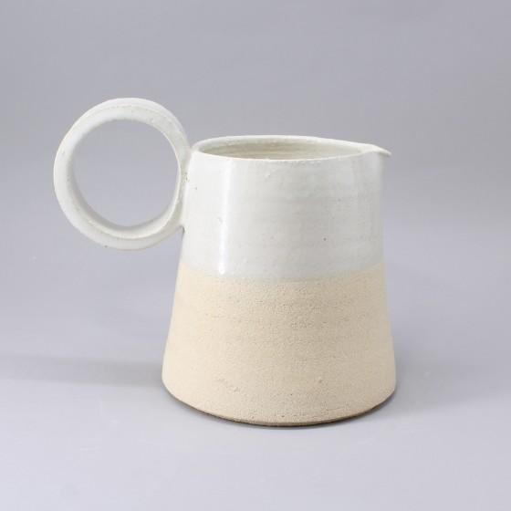 """Stoneware jug """" Authentic"""" (1)"""
