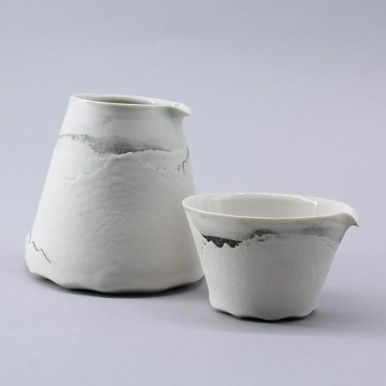 Small porcelain jug...