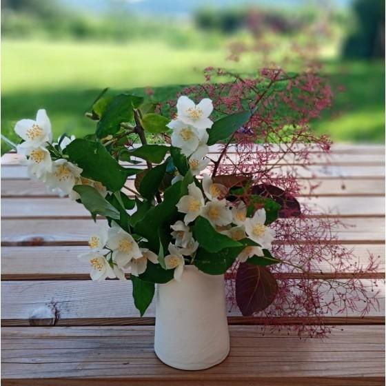 Stem vase for a wedding...