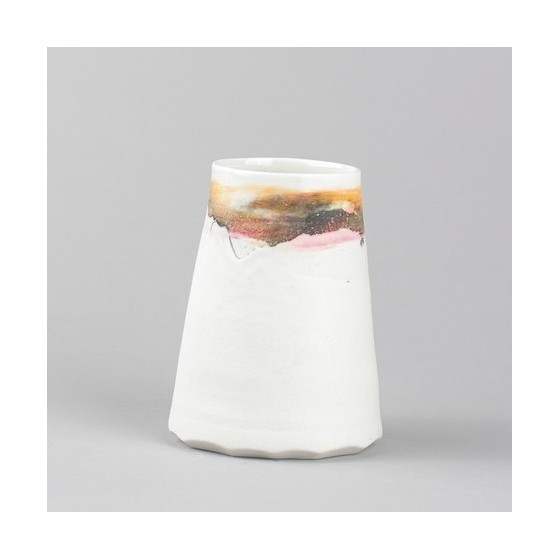 """Soliflore porcelaine """" ô..."""