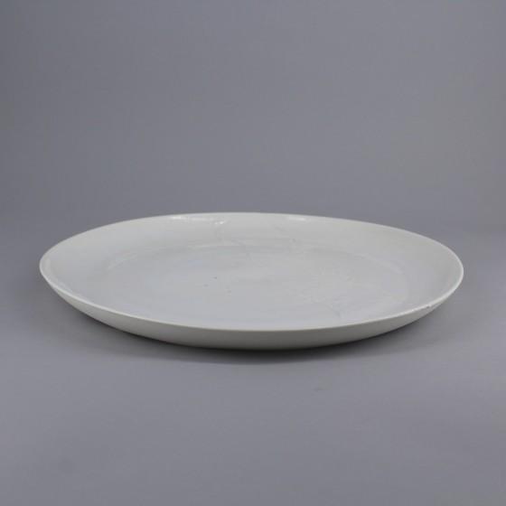 Larg porcelain plate
