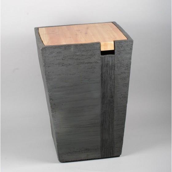 "Table coffre ""pyra 50"" en..."